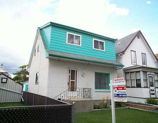 Photo 1: 231 UNION Avenue West in Winnipeg: East Kildonan Single Family Detached for sale (North East Winnipeg)  : MLS®# 2510979