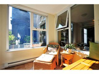 Photo 7: # 106 1483 W 7TH AV in Vancouver: Fairview VW Condo  (Vancouver West)  : MLS®# V848899