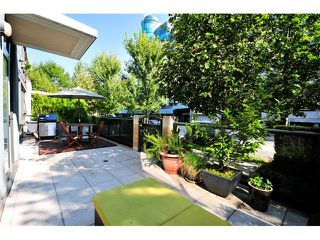 Photo 9: # 106 1483 W 7TH AV in Vancouver: Fairview VW Condo  (Vancouver West)  : MLS®# V848899