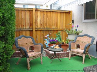 """Photo 10: 45 800 SOUTHILL STREET in KAMLOOPS: Townhouse for sale in """"southill gardens"""" : MLS®# 103068"""