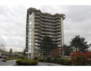 "Photo 1: 401 3760 ALBERT Street in Burnaby: Vancouver Heights Condo for sale in ""BOUNDARY VIEW TOWERS"" (Burnaby North)  : MLS®# V659489"