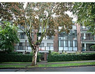 Photo 1: 304 1535 NELSON Street in Vancouver: West End VW Condo for sale (Vancouver West)  : MLS®# V662315