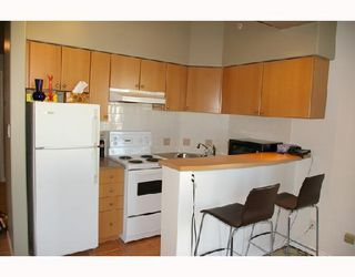 """Photo 5: 1105 680 CLARKSON Street in New_Westminster: Downtown NW Condo for sale in """"The Clarkson"""" (New Westminster)  : MLS®# V690135"""