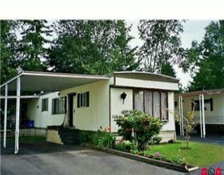 Main Photo: 147 3665 244 Street in Langley: Otter District Manufactured Home for sale : MLS®# F2808317