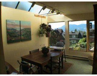Photo 6: 2562 W 1ST AV in Vancouver: Kitsilano Townhouse for sale (Vancouver West)  : MLS®# V542232
