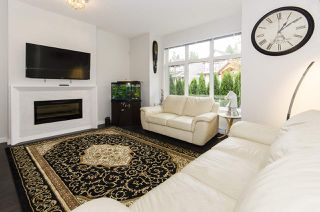 "Photo 3: 3 3400 DEVONSHIRE Avenue in Coquitlam: Burke Mountain Townhouse for sale in ""Colborne Lane"" : MLS®# R2404038"