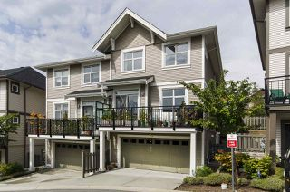 "Photo 20: 3 3400 DEVONSHIRE Avenue in Coquitlam: Burke Mountain Townhouse for sale in ""Colborne Lane"" : MLS®# R2404038"