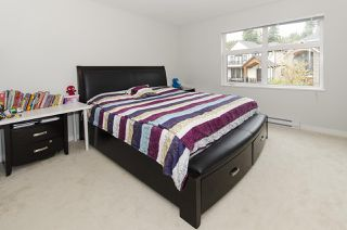"Photo 14: 3 3400 DEVONSHIRE Avenue in Coquitlam: Burke Mountain Townhouse for sale in ""Colborne Lane"" : MLS®# R2404038"