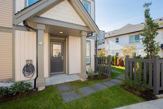 """Photo 2: 45 30930 WESTRIDGE Place in Abbotsford: Abbotsford West Townhouse for sale in """"BRISTOL HEIGHTS BY POLYGON"""" : MLS®# R2430430"""