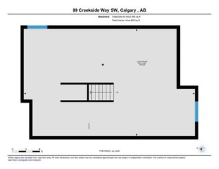Photo 44: 89 Creekside Way SW in Calgary: C-168 Detached for sale : MLS®# A1013282