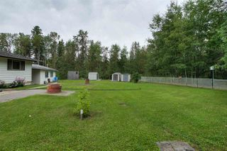 Photo 39: 11175 SPRUCE VALLEY Road: Rural Parkland County House for sale : MLS®# E4211207