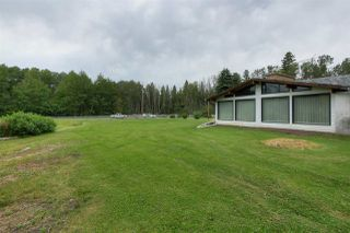 Photo 38: 11175 SPRUCE VALLEY Road: Rural Parkland County House for sale : MLS®# E4211207