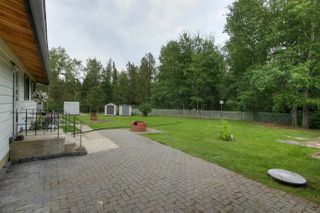 Photo 35: 11175 SPRUCE VALLEY Road: Rural Parkland County House for sale : MLS®# E4211207