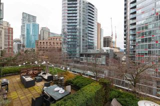 """Photo 22: 603 821 CAMBIE Street in Vancouver: Downtown VW Condo for sale in """"Raffles on Robson"""" (Vancouver West)  : MLS®# R2527535"""