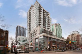 """Main Photo: 603 821 CAMBIE Street in Vancouver: Downtown VW Condo for sale in """"Raffles on Robson"""" (Vancouver West)  : MLS®# R2527535"""