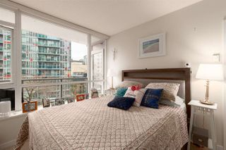 """Photo 13: 603 821 CAMBIE Street in Vancouver: Downtown VW Condo for sale in """"Raffles on Robson"""" (Vancouver West)  : MLS®# R2527535"""