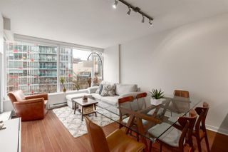 """Photo 7: 603 821 CAMBIE Street in Vancouver: Downtown VW Condo for sale in """"Raffles on Robson"""" (Vancouver West)  : MLS®# R2527535"""