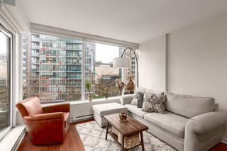 """Photo 9: 603 821 CAMBIE Street in Vancouver: Downtown VW Condo for sale in """"Raffles on Robson"""" (Vancouver West)  : MLS®# R2527535"""