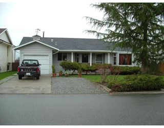 Photo 1: 22111 ISAAC CR in Maple Ridge: WC West Central House for sale (MR Maple Ridge)  : MLS®# V637912