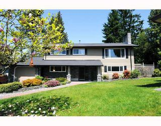 """Photo 1: 1871 MASSET Court in Coquitlam: Harbour Place House for sale in """"HARBOUR PLACE"""" : MLS®# V710759"""