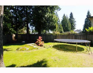 """Photo 9: 1871 MASSET Court in Coquitlam: Harbour Place House for sale in """"HARBOUR PLACE"""" : MLS®# V710759"""