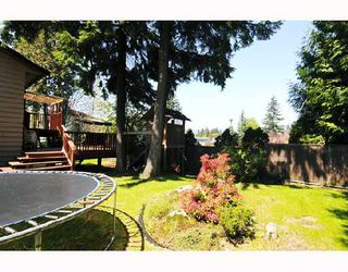 """Photo 10: 1871 MASSET Court in Coquitlam: Harbour Place House for sale in """"HARBOUR PLACE"""" : MLS®# V710759"""