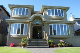Photo 1: 767 W 60TH Avenue in Vancouver: Marpole House for sale (Vancouver West)  : MLS®# V714740