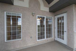 Photo 30: 448 612 111 Street in Edmonton: Zone 55 Condo for sale : MLS®# E4175874
