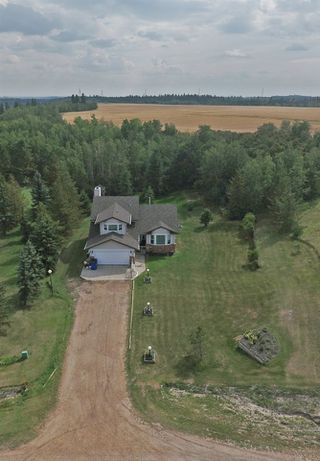 Photo 39: 56019 Rg Rd 230: Rural Sturgeon County House for sale : MLS®# E4186894