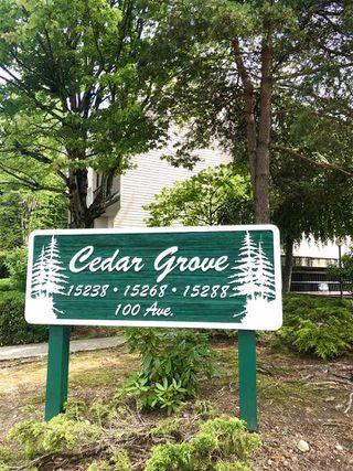 """Main Photo: 108 15288 100 Avenue in Surrey: Guildford Condo for sale in """"CEDAR GROVE"""" (North Surrey)  : MLS®# R2472138"""