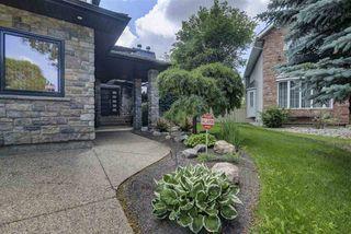 Photo 34: 7 Eton Terrace: St. Albert House for sale : MLS®# E4206726