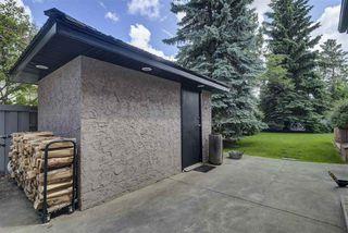 Photo 36: 7 Eton Terrace: St. Albert House for sale : MLS®# E4206726