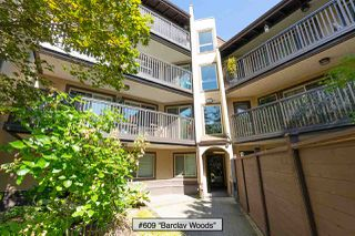 "Photo 26: 609 9867 MANCHESTER Drive in Burnaby: Cariboo Condo for sale in ""Barclay Woods"" (Burnaby North)  : MLS®# R2488451"