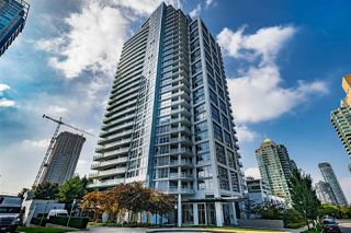"Photo 1: 604 4400 BUCHANAN Street in Burnaby: Brentwood Park Condo for sale in ""MOTIF"" (Burnaby North)  : MLS®# R2508329"