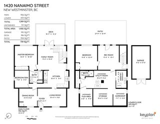 Photo 35: 1420 NANAIMO Street in New Westminster: West End NW House for sale : MLS®# R2508716