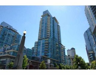 "Main Photo: 2204 590 NICOLA Street in Vancouver: Coal Harbour Condo for sale in ""CASCINA"" (Vancouver West)  : MLS®# V658335"