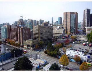 """Photo 2: 1805 668 CITADEL PARADE BB in Vancouver: Downtown VW Condo for sale in """"SPECTRUM 2"""" (Vancouver West)  : MLS®# V682739"""