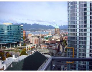 """Photo 1: 1805 668 CITADEL PARADE BB in Vancouver: Downtown VW Condo for sale in """"SPECTRUM 2"""" (Vancouver West)  : MLS®# V682739"""