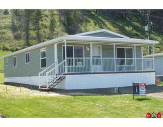 """Main Photo: 11 4510 POWER Road in No_City_Value: FVREB Out of Town Manufactured Home for sale in """"SUBSET HEIGHTS ESTATES MHP"""" : MLS®# F2811822"""