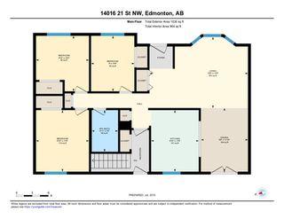 Photo 26: 14016 21 Street in Edmonton: Zone 35 House for sale : MLS®# E4166393