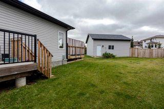 Photo 27: 4104 50 Street: Gibbons House for sale : MLS®# E4176393