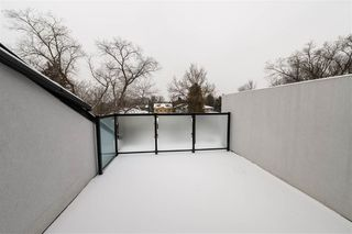 Photo 28: 7611 110 Street in Edmonton: Zone 15 House Half Duplex for sale : MLS®# E4182905