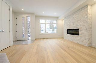 Photo 2: 7611 110 Street in Edmonton: Zone 15 House Half Duplex for sale : MLS®# E4182905