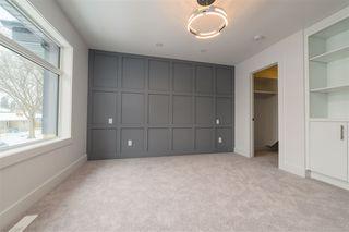 Photo 18: 7611 110 Street in Edmonton: Zone 15 House Half Duplex for sale : MLS®# E4182905