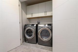 Photo 16: 7611 110 Street in Edmonton: Zone 15 House Half Duplex for sale : MLS®# E4182905