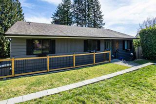 Photo 1: 1535 RITA Place in Port Coquitlam: Mary Hill House for sale : MLS®# R2445349