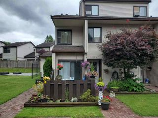 "Photo 1: 22184 122 Avenue in Maple Ridge: West Central Townhouse for sale in ""GOLDEN EARS PLACE"" : MLS®# R2468656"
