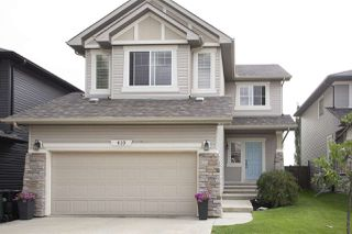 Photo 1: 419 COWAN Point: Sherwood Park House for sale : MLS®# E4207685