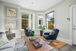 Photo 2: 2160 FRANKLIN STREET in Vancouver: Hastings Townhouse for sale (Vancouver East)  : MLS®# R2485514