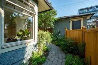 Photo 23: 2160 FRANKLIN STREET in Vancouver: Hastings Townhouse for sale (Vancouver East)  : MLS®# R2485514